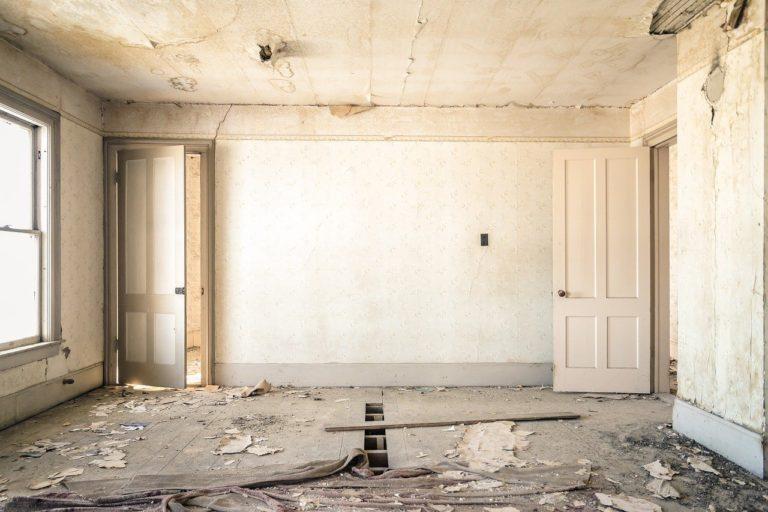 Renovierung: So bringen Sie Ihr Haus auf Vordermann